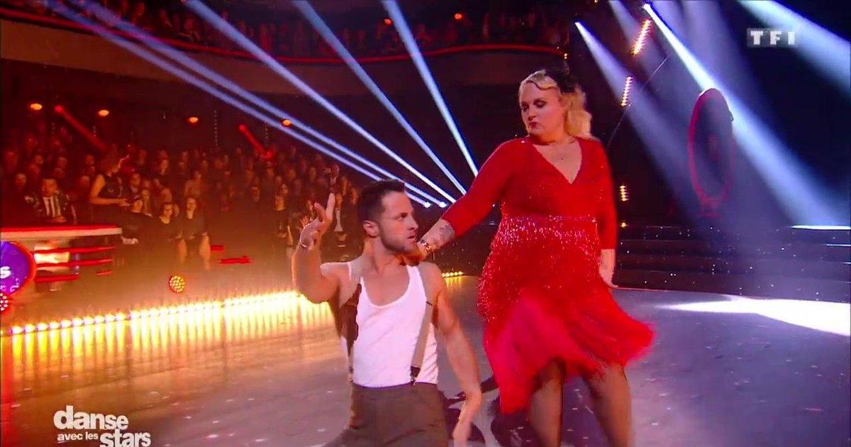Danse avec les stars  : Un tango pour Valérie Damidot et Christian Millette sur « El Tango de Roxane » (Moulin Rouge)  - TF1