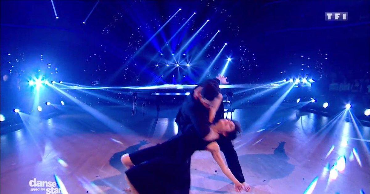 Danse avec les stars  : Artus et Marie avec Pietragalla, une contemporaine sur « Je suis malade » (Serge Lama)  - TF1