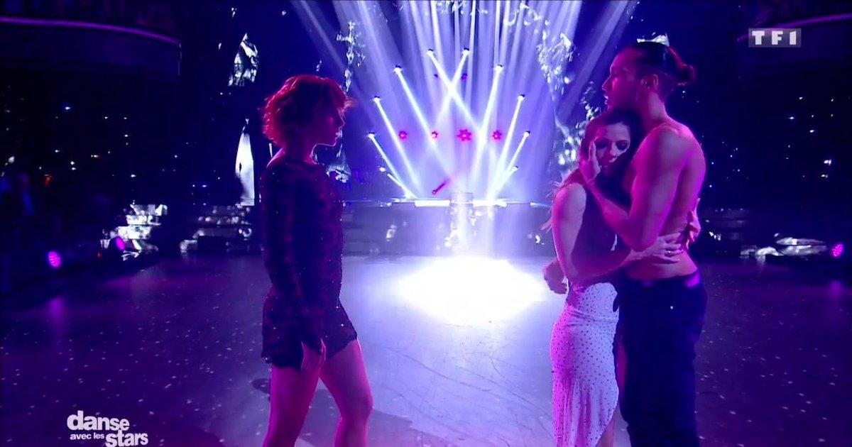 Danse avec les stars  : Laurent Maistret et Denitsa avec Fauve, une rumba sur « Stay » (Rihanna)  - TF1