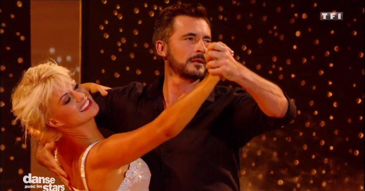 """Danse avec les stars  : Une rumba pour Olivier Minne et Katrina Patchett sur """" I Still Haven't Found"""" (U2)  - TF1"""
