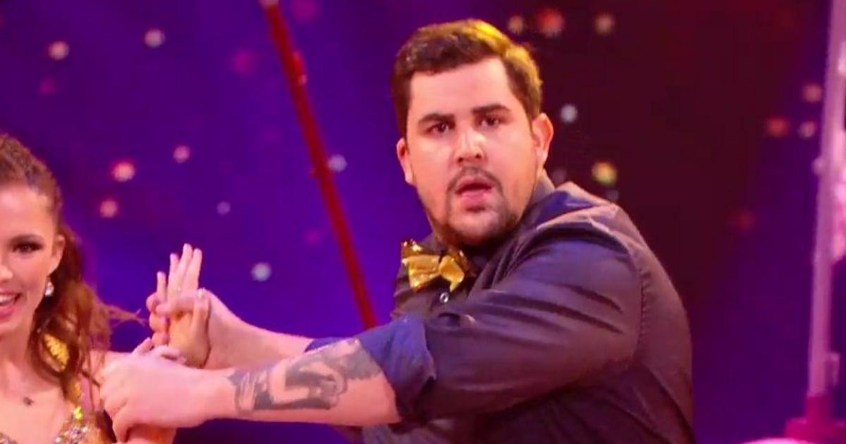 Danse avec les stars  : Une salsa pour Artus et Marie Denigot sur « Maldon » (Zouk Machine)  - TF1