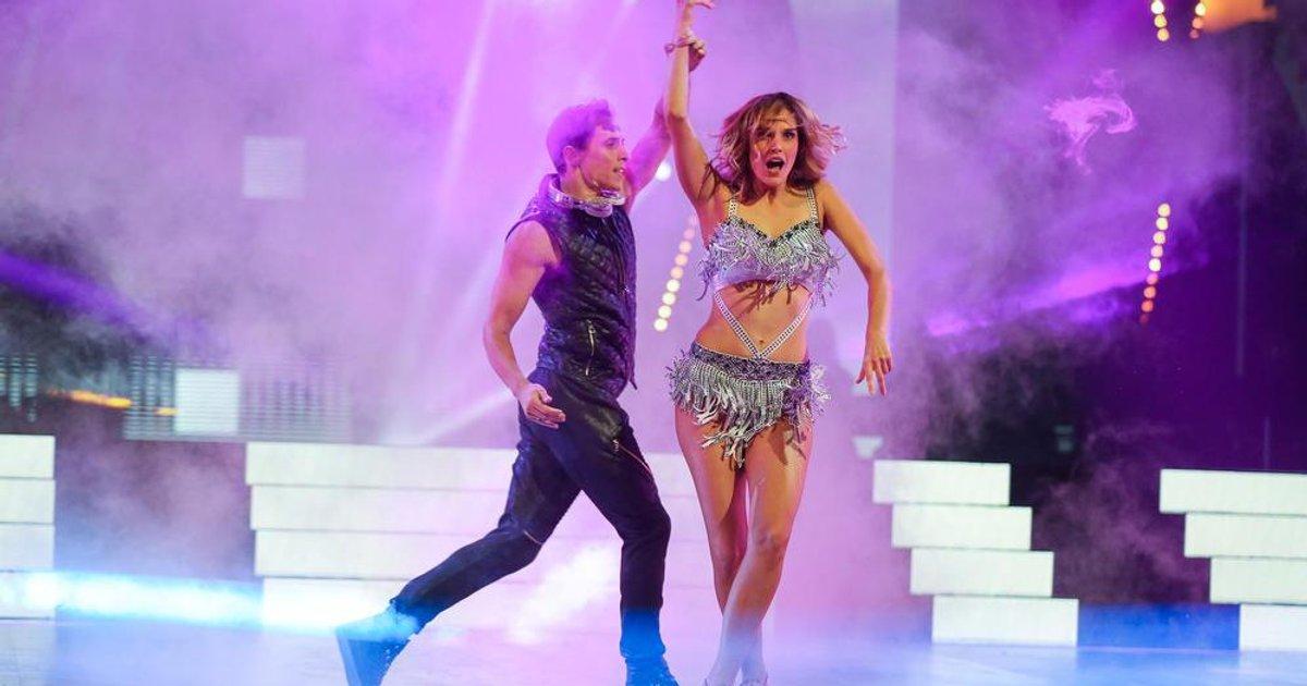 Danse avec les stars  : Une samba pour Camille Lou et Grégoire Lyonnet  sur « Bootylicious » (Destiny's Child)  - TF1