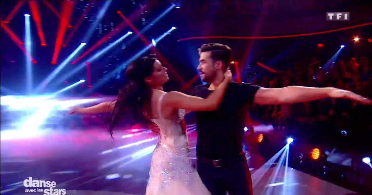 Danse avec les stars  : Une valse pour Florent Mothe et Candice Pascal sur « Unchained Melody » (Ghost)  - TF1
