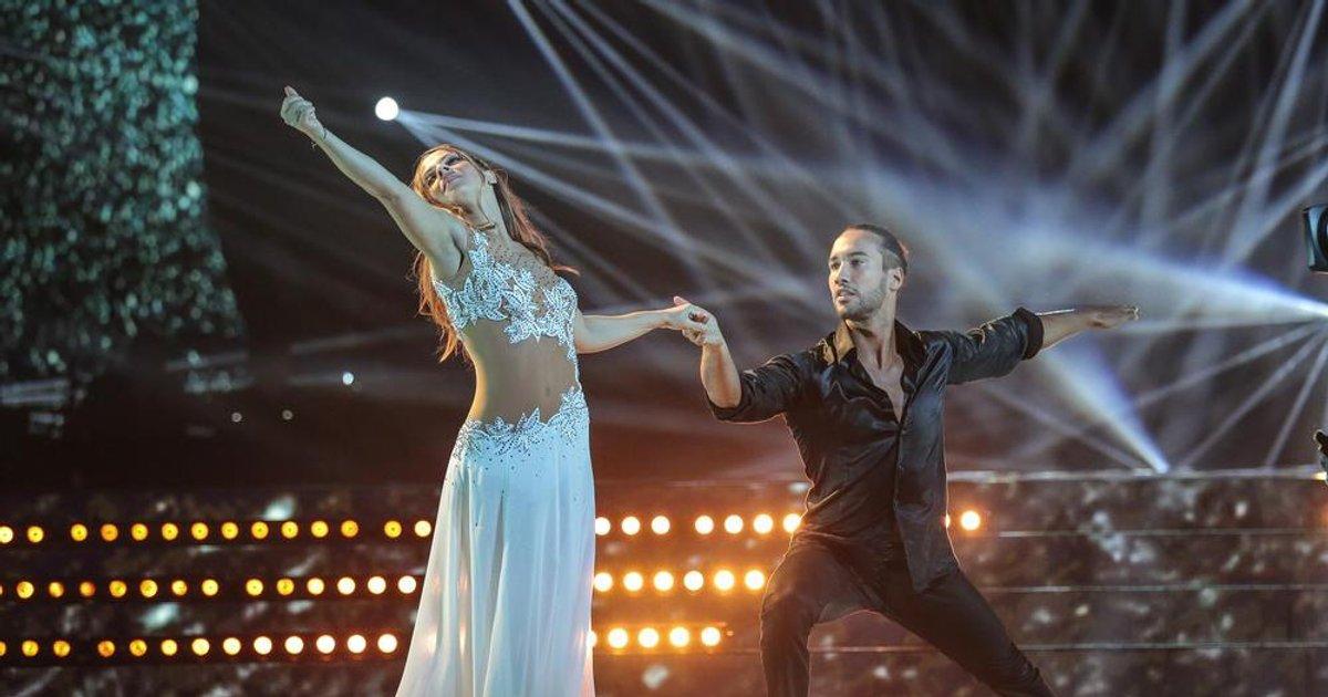 Danse avec les stars  : Une valse pour Laurent Maistret et Denitsa Ikonomova  sur « Everything I Do » (Bryan Adams)  - TF1