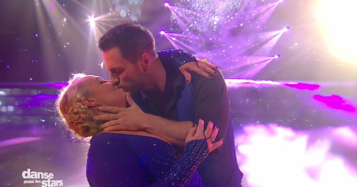 Danse avec les stars  : Une valse pour Valérie Damidot et Christian Millette sur « I Have Nothing » (Whitney Houston)  - TF1