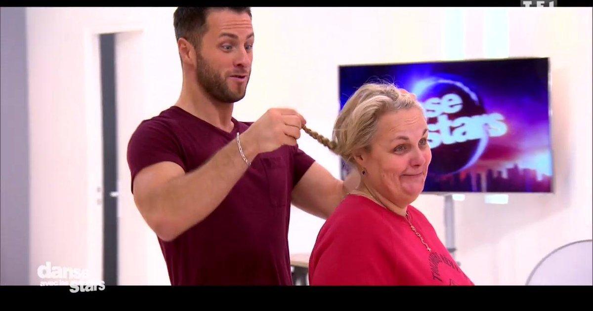 Danse avec les stars  : Valérie Damidot et Christian Millette : leur 6è semaine de répétitions  - TF1