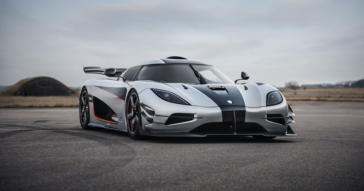 occasion Koenigsegg One:1