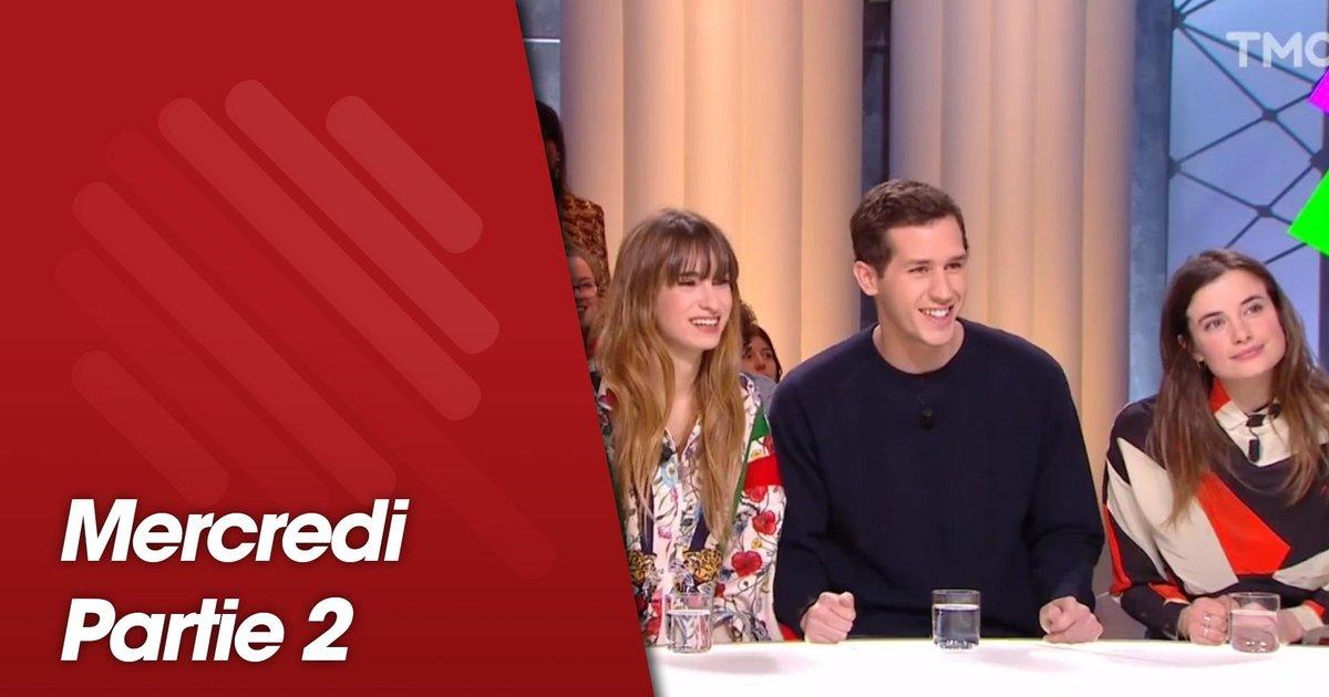 """Replay-Quotidien, deuxième partie du 13 mars 2019 avec le casting du film """"Mon bébé"""" et des jeunes Algériens vivant en France"""