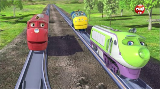 Chuggington en streaming