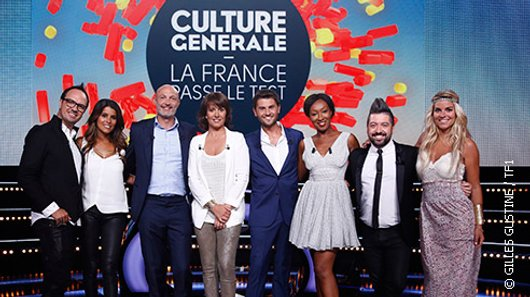 Culture generale : la france passe le test en streaming