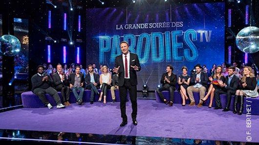 Revoir La grande soir�e des parodies tv en streaming