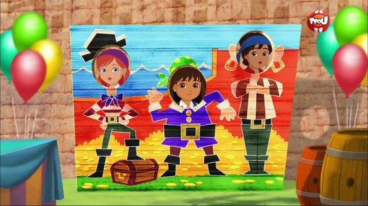 Dora and friends en streaming