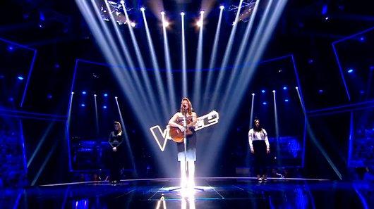 Revoir The voice du 09 Avril