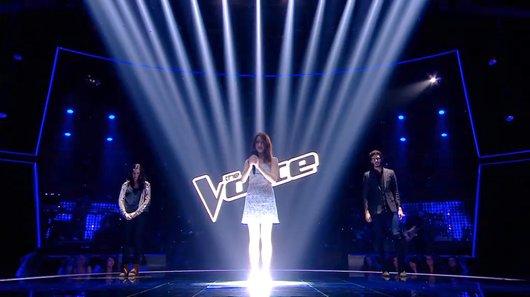 Revoir The voice du 16 Avril