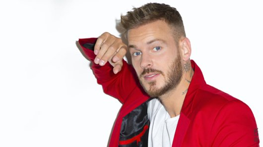 M pokora, 10 ans de carri�re, le concert �v�nement en streaming