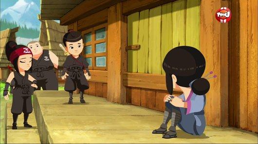 Mini ninjas en streaming