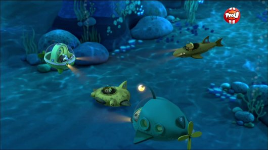 Les octonauts en streaming
