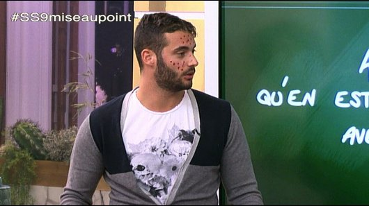 Quotidienne SS9 replay du 20 octobre secret story 9