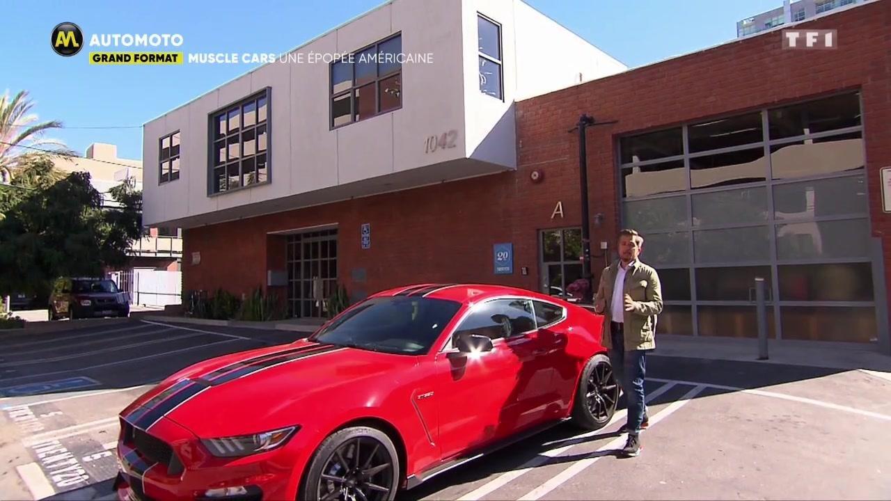 Muscle cars lhistoire et le mythe de la ford mustang automoto tf1