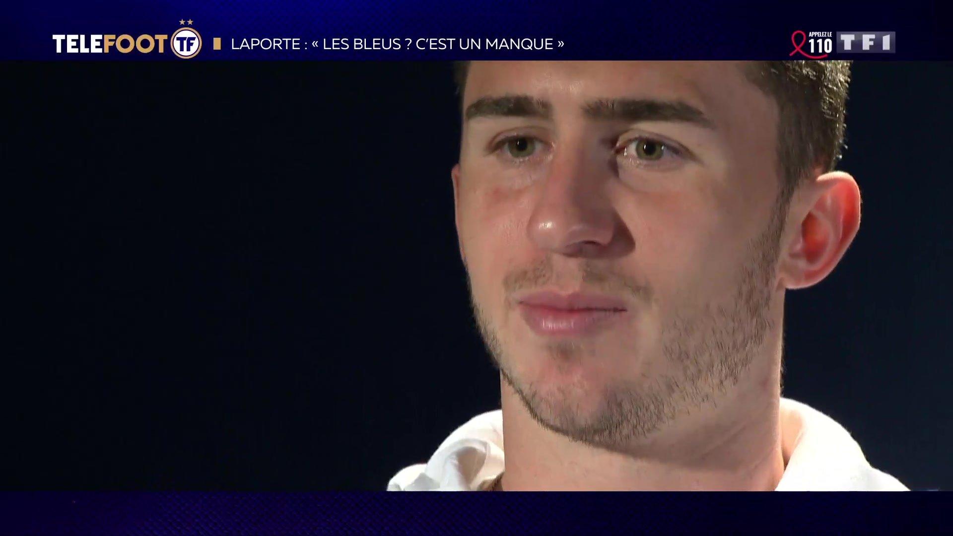"""[EXCLU Téléfoot 7/04] - Laporte : """"Les Bleus ? C'est un manque"""""""