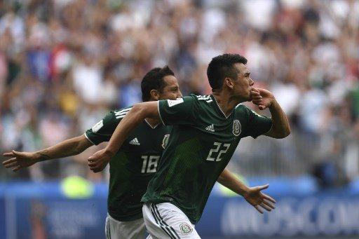 VIDEO - Allemagne - Mexique (0-1) : le match en un coup d'Sil