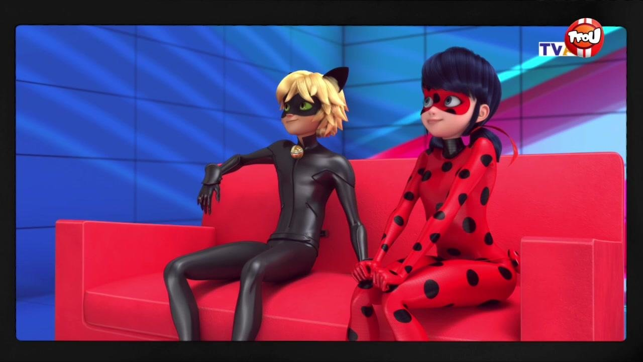 Miraculous Saison 2 Extrait Episode Audimatrix L Interview