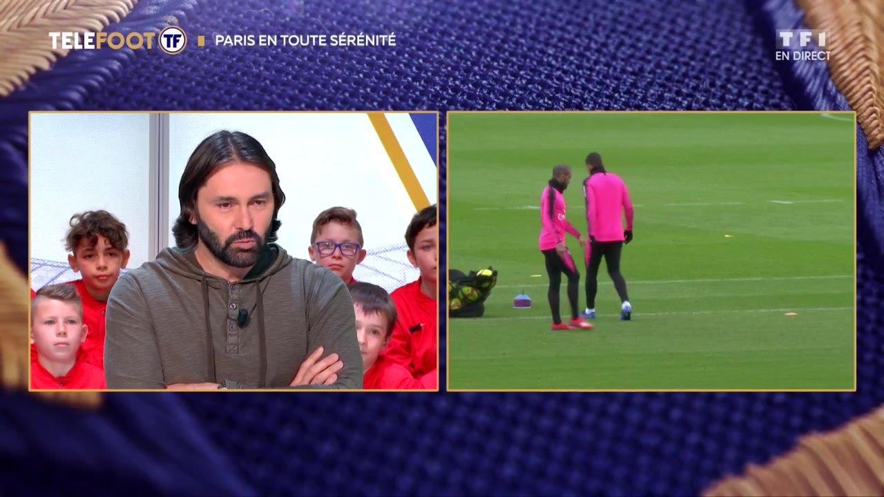 """[EXCLU Téléfoot 3/03] - Pedros : """"Le PSG peut gagner la Ligue des champions cette année"""""""