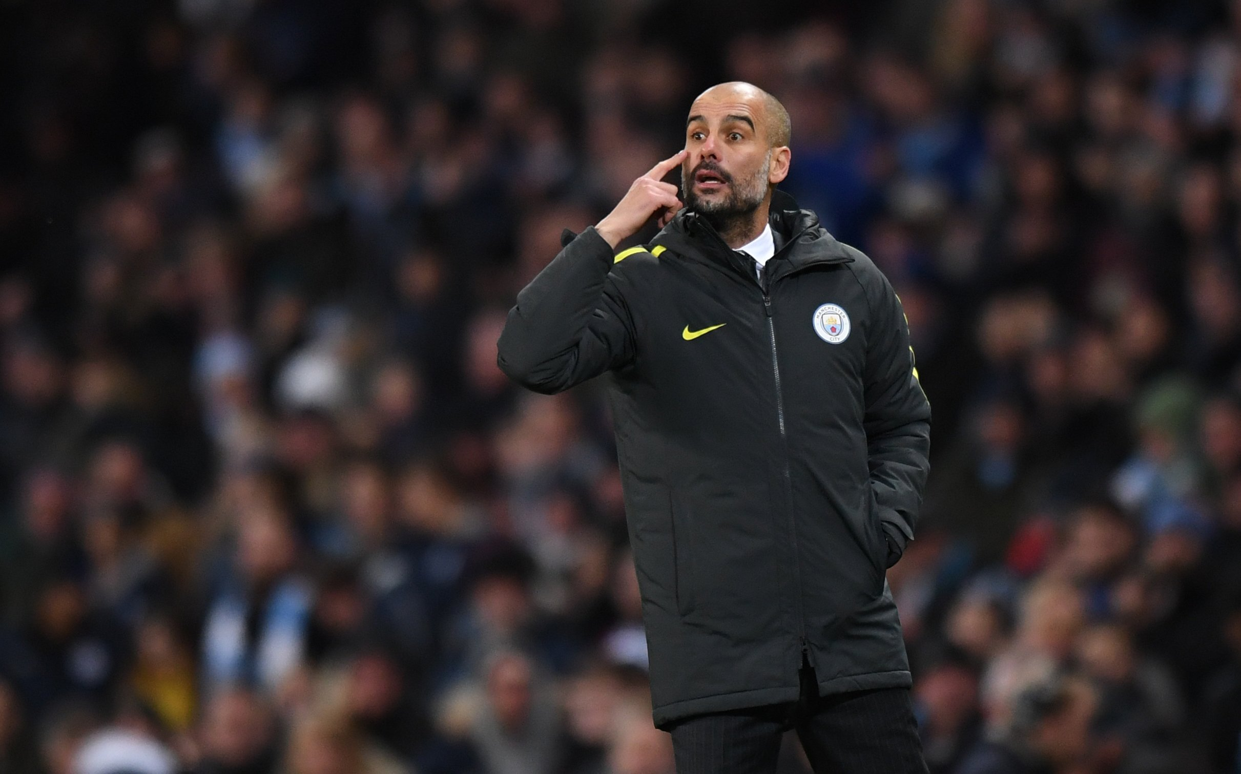 Premier League / Manchester City : Guardiola prolonge jusqu'en 2021 (Officiel)