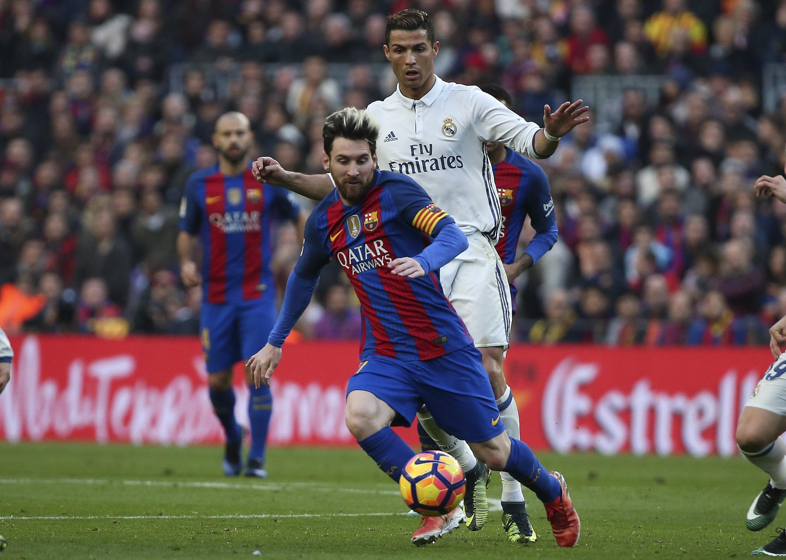 Attention ! Le Real Madrid joue le Clasico lors du Mondial des Clubs