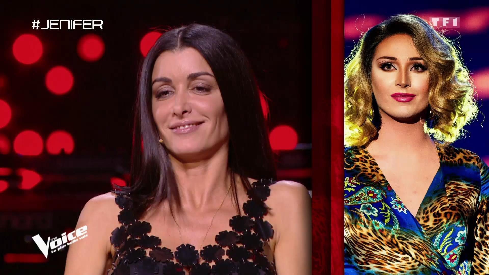 341f54a13a1 The Voice 2019 Saison 8   Jenifer - point sur sa Team   Auditions  04 - TF1