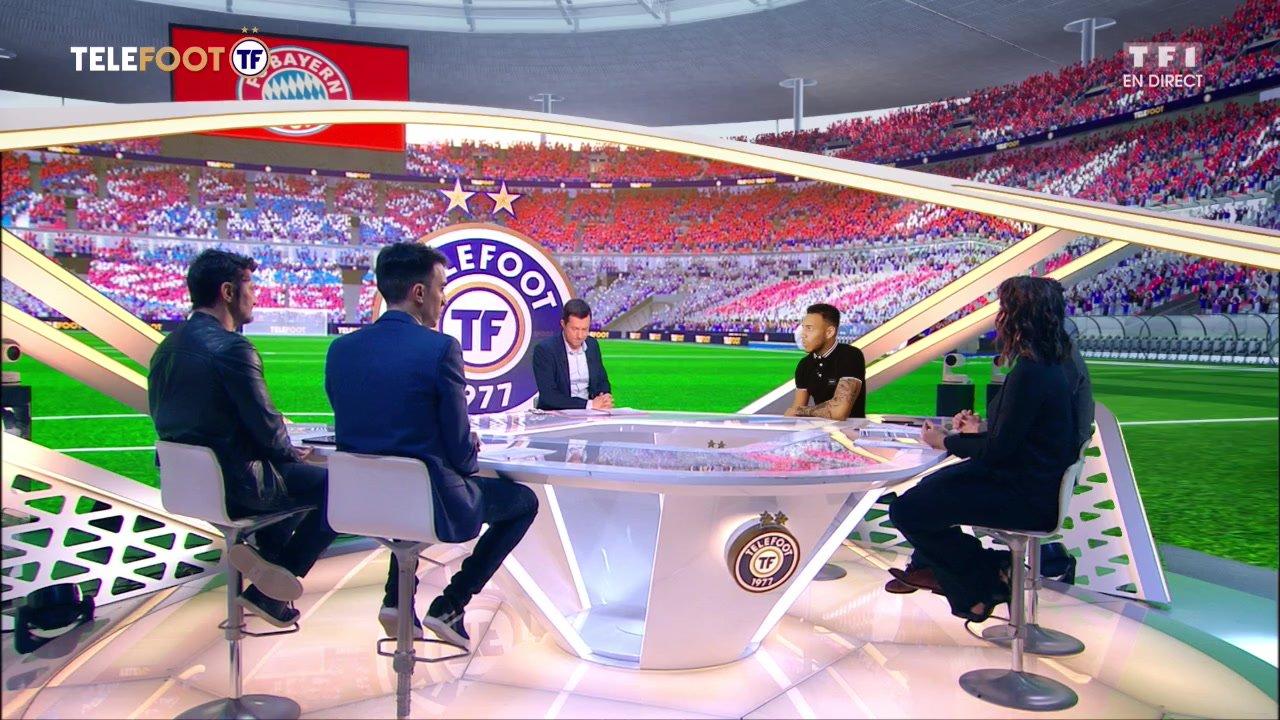 """[EXCLU Téléfoot 27/01] - Tolisso sur OL-Barça : """"Il faudra deux exploits de la part de Lyon pour se qualifier"""""""