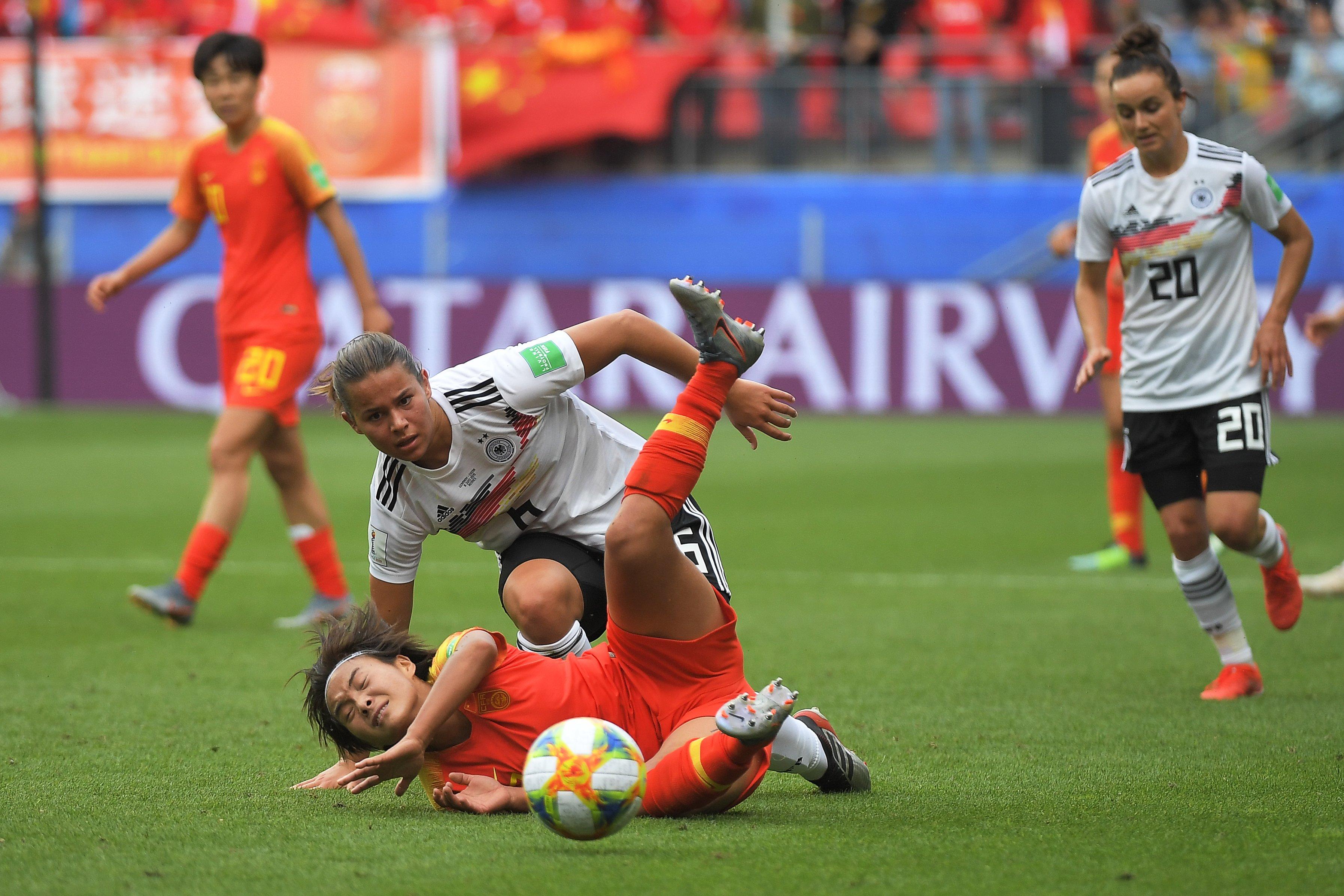 Coupe du monde 2019 - L'Allemagne bat difficilement la Chine (1-0)