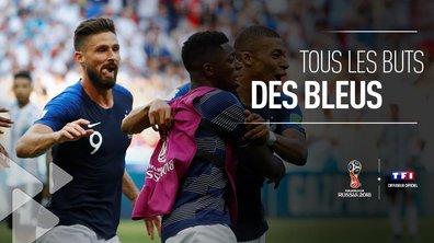 Equipe de France : Revoir tous les buts des Bleus dans cette Coupe du monde