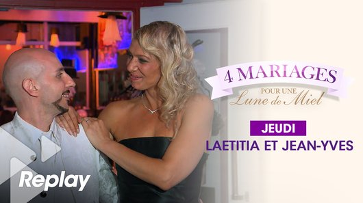 Voir le replay de l'émission 4 mariages pour 1 lune de miel du 19/10/2017 à 19h30 sur TF1