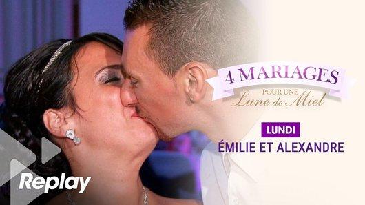 Voir le replay de l'émission 4 mariages pour 1 lune de miel du 19/03/2018 à 19h30 sur TF1