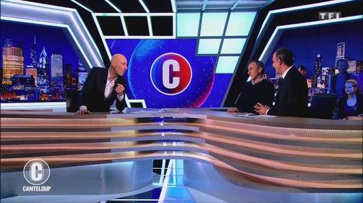 Voir le replay de l'emission C'est Canteloup du 08/12/2017 à 21h30 sur TF1