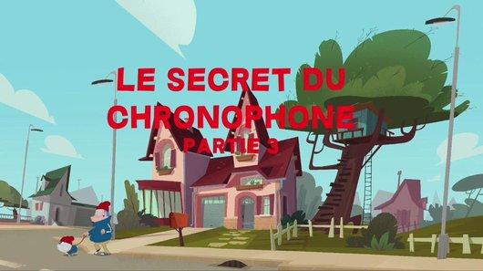 Voir le replay de l'émission Chronokids du 22/07/2018 à 08h30 sur TF1
