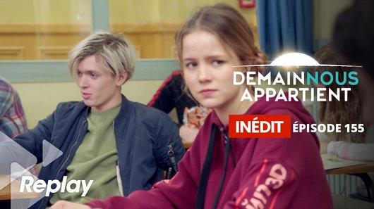 Voir le replay de l'emission Demain nous appartient du 16/02/2018 à 20h30 sur TF1