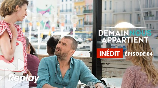 Voir le replay de l'emission Demain nous appartient du 20/07/2017 à 19h20 sur TF1