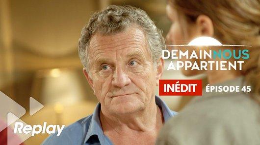 Voir le replay de l'emission Demain nous appartient du 15/09/2017 à 19h20 sur TF1