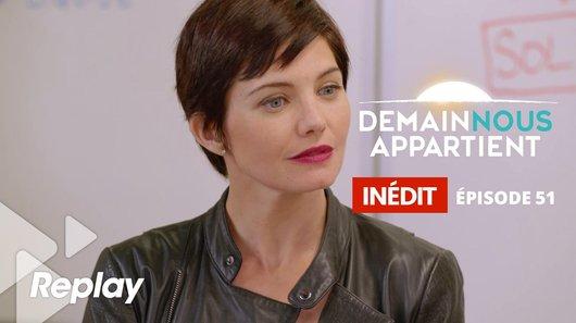 Voir le replay de l'emission Demain nous appartient du 25/09/2017 à 19h20 sur TF1