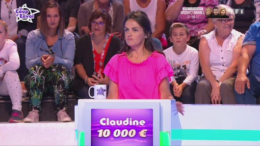 Voir le replay de l'emission Les 12 coups de midi du 20/09/2018 à 13h30 sur TF1