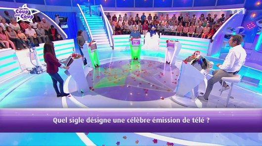Voir le replay de l'emission Les 12 coups de midi du 24/09/2018 à 13h30 sur TF1