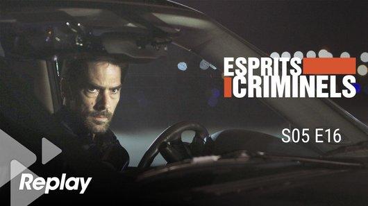 Voir le replay de l'émission Esprits Criminels du 16/10/2017 à 02h30 sur TF1