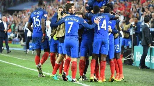Voir le replay de l'émission Equipe de France du 09/07/2017 à 10h10 sur TF1