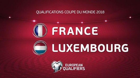 Voir le replay de l'émission Equipe de France du 03/09/2017 à 20h35 sur TF1