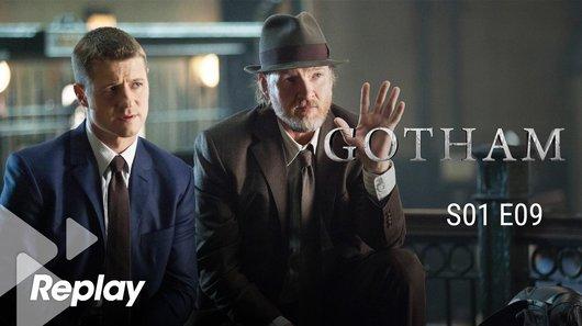 Voir le replay de l'émission Gotham du 19/10/2017 à 03h30 sur TF1