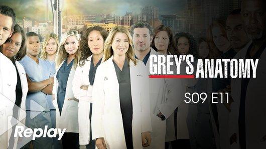 Voir le replay de l'émission Grey's Anatomy du 20/04/2018 à 21h30 sur TF1