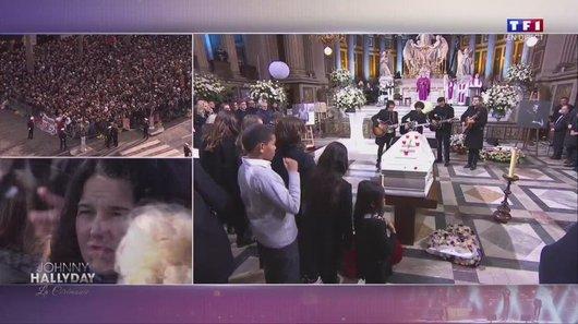Voir le replay de l'emission Johnny Hallyday du 09/12/2017 à 16h30 sur TF1