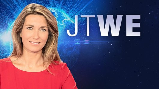 Voir le replay de l'émission Le Journal du week-end du 15/07/2018 à 14h30 sur TF1